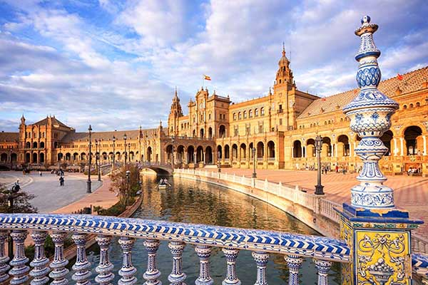 Sevilla Andalusien
